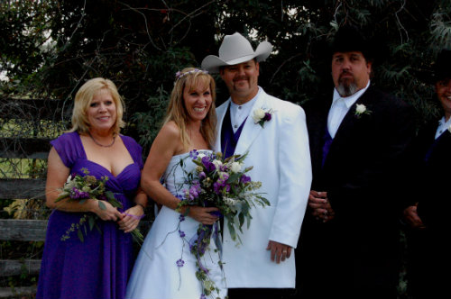 Rustic Cowboy wedding revisited
